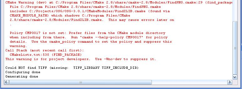 FG Build Using CMake